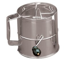 Eight Cup Flour Sifter