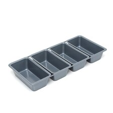Non-Stick Linked Loaf Pan