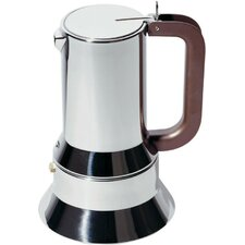 Steel Espresso Coffee Maker