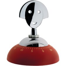 Anna Time Kitchen Timer in Red