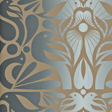 California Texture 16' x 23.5'' Abstract Wallpaper
