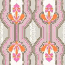 "California Giraffe 16' x 23.5"" Abstract Wallpaper"