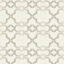 Handcrafted Acorn Gate 16' x 23.5'' Trellis Wallpaper