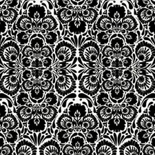Handcrafted Folk 16' x 23.5'' Damask Wallpaper