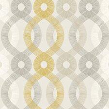 Handcrafted Spiro 16' x 23.5'' Trellis Wallpaper
