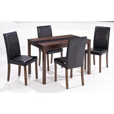 Ashleigh Dining Table and 4 Chairs