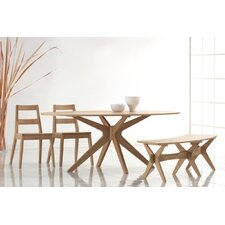 Malmo Dining Table and 2 Chairs