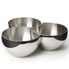 3 Piece Snack Bowl Set