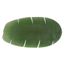 Philodendron Banana Leaf Table Runner (Set of 2)