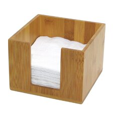 Bamboo Napkin Holder (Set of 4)