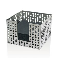 Stainless Steel Dots Napkin Holder (Set of 2)