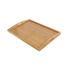 Natural Materials Room Rectangular Serving Tray