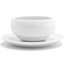 Spiral 10 oz. Stackable Bouillon Bowl (Set of 4)