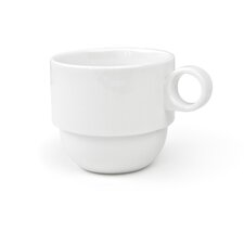 Monaco 13 oz. Stackable Mug (Set of 6)
