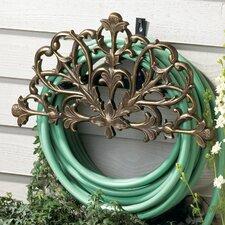 Filigree Aluminum Hose Holder
