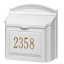 Wall Mailbox