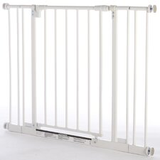 Easy Close Metal Pet Gate