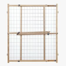 Supergate Extra Wide Wire Mesh Gate
