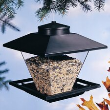 Pop Up Coach Lamp Hopper Bird Feeder