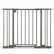 Wall Mounted Steel Pet Gate