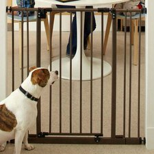 Extra Tall Deluxe Easy-Close Pet Gate