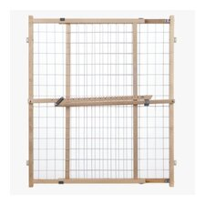 Wide Wire Mesh Gate