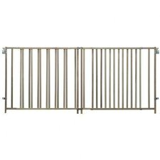 Extra Wide Stairway Swing Gate
