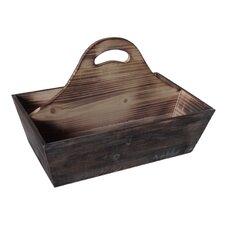 Shabby Wooden Storage Caddy