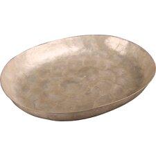 Capiz Oval Tray