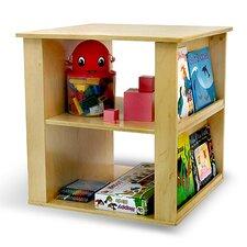 2 in 1 Toy Book Cube Shelf