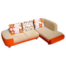 Blossom Corner 2 Piece Kids Sofa Set