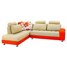 Jessica 2 Piece Kids Sofa Set