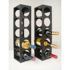 Rutherford 5 Bottle Tabletop Wine Rack (Set of 2)