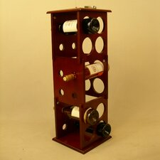 Fuji 12 Bottle Floor Wine Rack