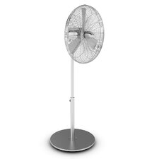 "Charly 17.7"" Oscillation Floor Fan"