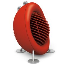 Max 1,500 Watt Portable Electric Fan Compact Heater