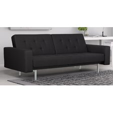 Premium City Linen Queen Futon