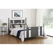 Athena Queen Panel Bed