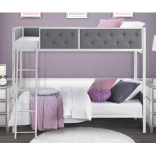 Chesterfield Twin Bunk Bed