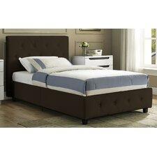 Dakota Upholstered Platform Bed