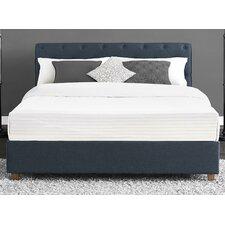 Carmela Upholstered Platform Bed