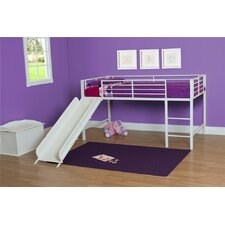 Junior Twin Low Loft Bed