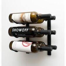 Wall Series 6 Bottle Wall Mounted Wine Rack