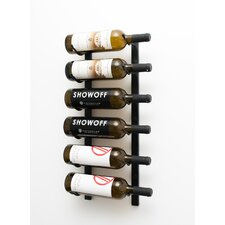 Wall Series 6 Bottle Wall Mounted Wine Rack