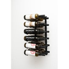 Wall Series 18 Bottle Wall Mounted Wine Rack