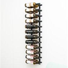 Wall Series 24 Bottle Wall Mounted Wine Rack