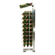IDR Series 90 Bottle Floor Wine Rack