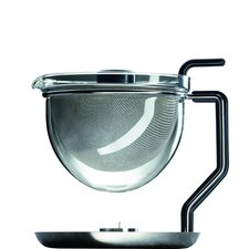 Teekanne Mono Classic aus Edelstahl