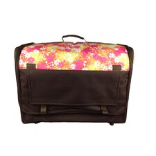 Floral Collapsible Lightweight Pet Carrier