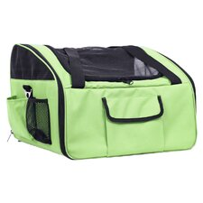 'Ultra-Lock' Collapsible Travel Pet Carrier